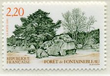 FRANCE TIMBRE NEUF  N° 2586  **  FORET DE FONTAINEBLEAU
