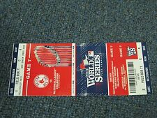 2013 World Series Game 8 Boston Red Sox Ticket