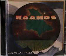 Kaamos-Deeds and Talks Finnish prog cd