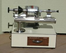 BOLEY Watchmakers Jewelry Lathe w/ Motor w/ Collets ++ 8 mm