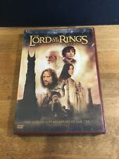 The Lord of the Rings: The Two Towers (Dvd, 2003, 2-Disc Set, Widescreen Two.