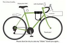 """u-lock holder """"Glider"""""""