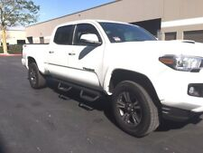 05-17 Toyota Tacoma Double Cab Off-Road Hoop Side Step Nerf Bar Running Boards