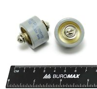 100pF 20kV 25kVAR Doorknob Tesla Capacitor K15Y-1 Lot of 2 pcs