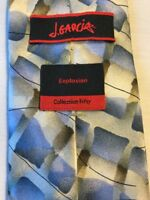 """Jerry Garcia Tie Men's Silk Neck Tie """"Explosion"""" Collection #50 LONG 62"""""""