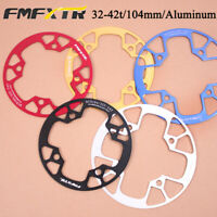FMFXTR 32-42 104mm Chainring Guard MTB Bike Fit Shimano SRAM Crankset Chainwheel