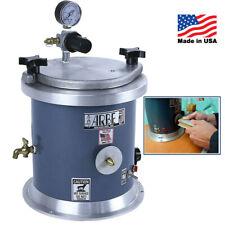 Wax Injector Arbe 2-3/4 Qt Air Pressure Machine 110v Jewelry Casting Lost Wax