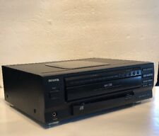 Aiwa Xc-35M 5-Disc Carousel Rotary Cd Changer Player Tested