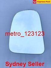 LEFT PASSENGER SIDE MIRROR GLASS FOR FORD TRANSIT VE VF VG 1994-2000