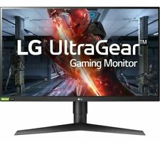 "LG Class UltraGear 27GL850-B Quad HD 27"" Nano IPS LCD Gaming Monitor - Black"