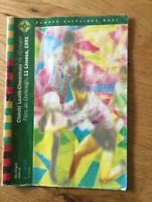 Gaa All Ireland Football semi final 1991 Down v Kerry, Cork v Donegal