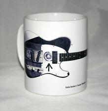 Guitar Mug. Eddie Vedder's Fender Telecaster illustration.