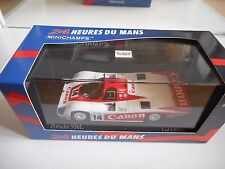 Minichamps Porsche 956L 24H Le Mans 1983 #14 in White/Red on 1:43 in Box
