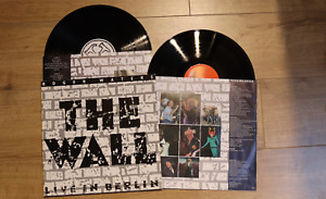 LPs ROGER WATERS THE WALL Live in BERLIN original