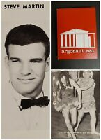 Steve Martin Senior High School Yearbook SNL A Wild and Crazy Guy King Near Mint