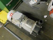 Iwaki Md 100 Rm Magnetic Drive Pump 3 Phase Motor