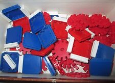 Lot Vintage Tupperware Build-O- Fun Building Toy with some others
