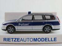 """Rietze 51133 Ford Mondeo Turnier (2000) """"Polizei Brandenburg"""" 1:87/H0 NEU/OVP"""