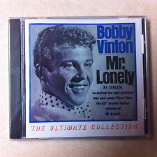 Bobby Vinton CD- Mr. Lonely - Ultimate Collection   Brand New   31 Tracks