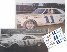 CD_2676 #11 J.T. Putney 1966 Chevelle   1:25  scale decals