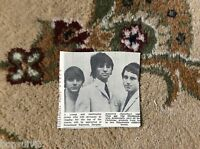 k1-7 ephemera 1966 picture the mindbenders appear in margate