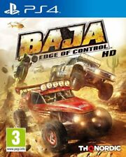 Baja: Edge Of Control HD (PS4)  BRAND NEW AND SEALED - IN STOCK - QUICK DISPATCH