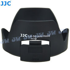 JJC Lens Hood for Nikon AF-S DX NIKKOR 18-300mm f/3.5-5.6G ED VR as Nikon HB-58