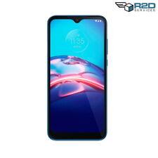Moto E (2020 Ver) 32GB ,PAJH0002US, Midnight Blue ,Unlocked,