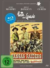 Blu Ray Kansas Raiders, Audie Murphy Ray Enright -Western Blu-ray