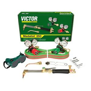 Victor Medalist Welding & Cutting Outfit (0384-2541)