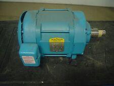 Baldor 7-2103-5038G1 ac motor 10hp saw duty 460vac 3ph 60hz 13amps 1725rpm