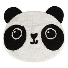 Kawaii Panda Contemporary Rug / Bath Mat