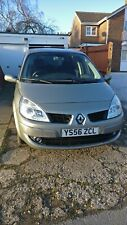2007 (56) - Renault Scenic Diesel 1.5 DCI  Dynamic, 77,000 Miles FSH, HPI clear