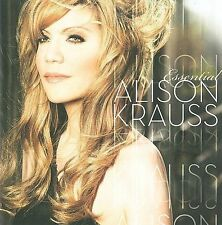 Essential Alison Krauss by Alison Krauss (CD, Jul-2009, Rounder Select)