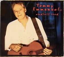 Endless Road [Digipak] by Tommy Emmanuel (CD, Mar-2005, Favored Nations Records (USA))