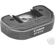 Canon epex15 EP-EX15 fits 10d 20d 30d 5d 1d 1ds 400d UK