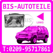 JEEP GRAND CHEROKEE 93 98 SCHEINWERFER H4 manuel Links