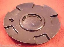 Power Racing Wheels Black Custom Wheel Center Cap # 837 (1)