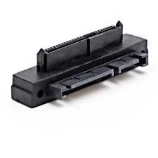 Right Angled 90D SFF-8482 SAS 22Pin to 7+15Pin SATA Hard Disk Drive Raid Adapter