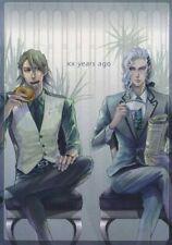 TIGER & BUNNY Shounen-Ai Doujinshi ( Yuri x Kotetsu ) XX years ago, Nico.co.co