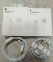 Genuine Original iPhone Charger 6 7 8+ SE2 XS XR Apple Lightning USB Data Cable