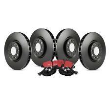 EBC Brakes S12KR1249 S12 Kits Redstuff and RK Rotors Fits Altima Maxima Sentra