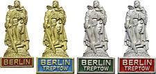 DDR Stasi Observationsabzeichen - Berlin Treptower Park (4 St.)