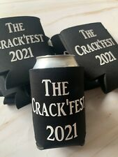 Personalised Can Cooler Sleeve for Beer, Cider, Soft Drink, Birthday Present