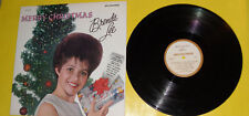 Merry Christmas From Brenda Lee 1979 LP Great Cover Picture! Nice See!