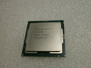 Intel Core i9-9900K 8 Core  CPU LGA 1151 - Stable at 5.1 GHz, Only lightly used!