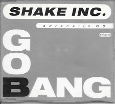 SHAKE INC. - Adrenalin OD  CDM 4TR Techno Hardcore 1992 Holland RARE!