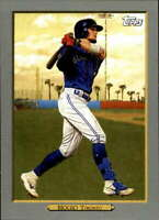 2020 Topps Turkey Red #TR-90 Cavan Biggio Toronto Blue Jays Baseball Card