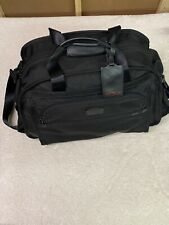 "TUMI Alpha 24"" Gen 4 FXT Nylon Sport Duffel Bag / Weekender / Carry-On 22150 DH"