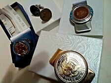 US Mint Coins/Men's Jewelry and Pocket Knife